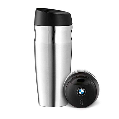 BMW Thermobecher inkl. Gravur Wunschname individuell meinname Geschenkidee
