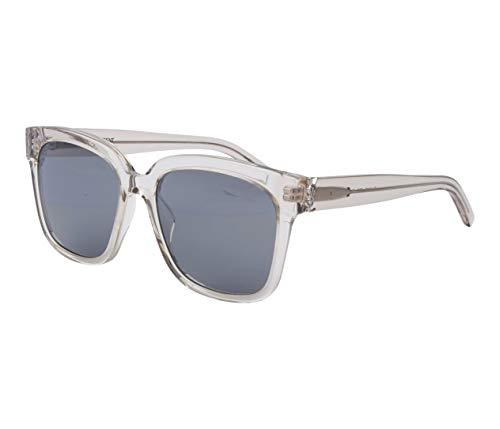 Yves Saint Laurent Sonnenbrillen (SL-M-40 008) beige kristall - grau