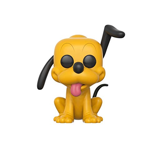 MCC Studio Funko Pop Animation : Mickey - Pluto 3.75inch Vinyl Gift for Anime Fans Bobblehaed