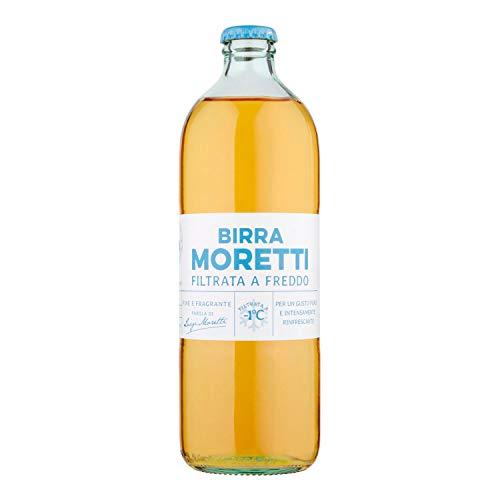 Birra Moretti - BIRRA FILTRATA A FREDDO - 55 CL