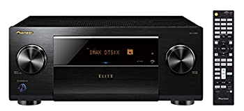 Pioneer Elite SC-LX904-11.2-Ch Network AV Receiver with IMAX Enhanced/Works with SONOS/Dolby Atmos Black SCL-X904