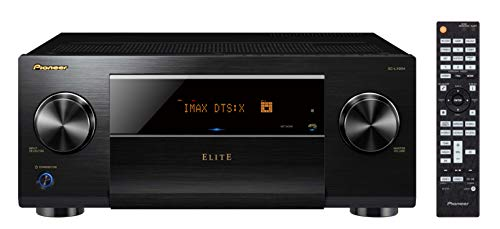 Pioneer Elite SC-LX904-11.2-Ch Network AV Receiver with IMAX Enhanced/Works with SONOS/Dolby Atmos