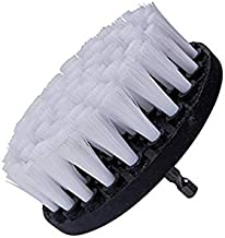 2 3.5 4 5 Inch Drill Cleaning Brush Round Head Power Washer Rigid Drill Bit Pad Bathroom Tile Tool Cleaning Brush (Color :...