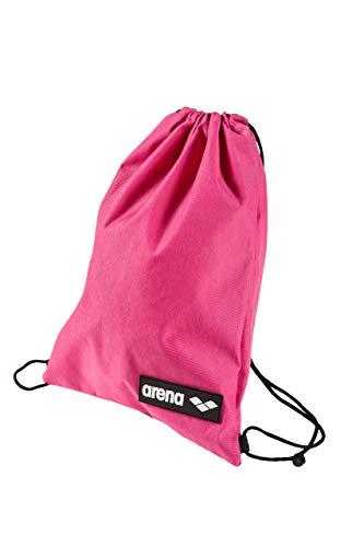 ARENA Unisex – Erwachsene Schwimmbeutel Turnbeutel Team, pink Melange, one Size