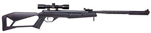 Crosman Nitro Piston Elite Powered, Break Barrel Air Rifle with SBD Gold and 4x32 Scope