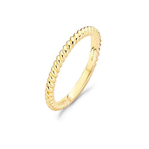 Blush 14 Karaat Gouden Ring 1118YGO/56 (Maat: 56)
