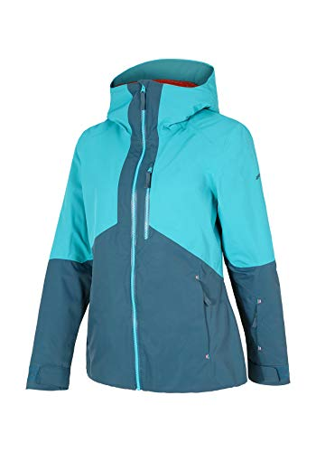 Ziener Damen THERA Jacke, Methyl Blue, 40