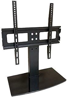LG 50PA4500 - Soporte de mesa de repuesto compatible con LG 50PA4500 (cristal brillante), color negro
