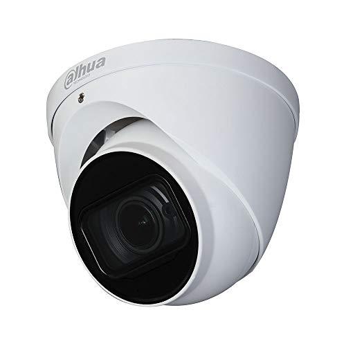 Dahua Technology HAC-HDW2802T-Z-A - Domo HDCVI 4K DN WDR Starlight IR60m 3.7-11VFM IP67 Mic, Color Blanco