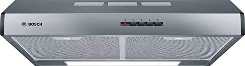 Bosch Serie 4 DUL63CC55 - Campana (350 m³/h, Canalizado, E, E, C, 72 dB)