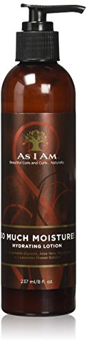 As I Am So Much Moisture Hydrating Lotion, 8 oz by I AM
