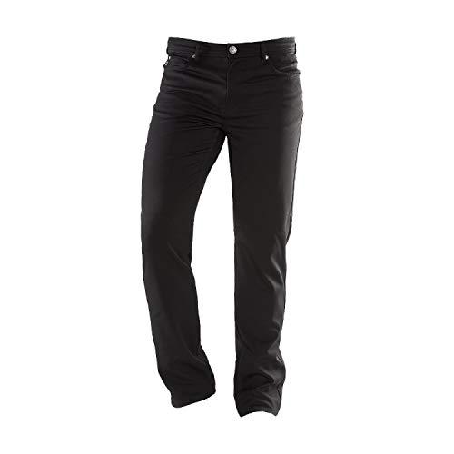 COLAC Herren Jeans Tim in Black Ceramica Straight Fit mit Stretch 112.04.02