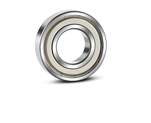 L-MEIQUN, 10 unids MR85ZZDEEP Groove Ball Rodamiento Miniatura MR85-ZZ / 5 * 8 * 2.5mm de Acero Calidad