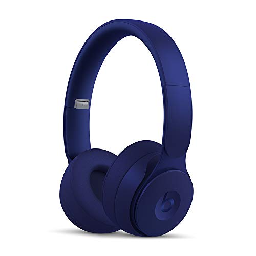 Beats Solo Pro Wireless Noise Cancelling koptelefoon – More Matte Collection – Donkerblauw