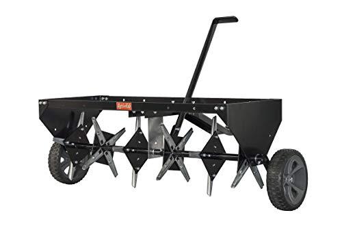 """Agri-Fab 45-0518 40"""" Tow Plug Aerator,black"""