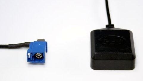 Audio A108 GPS antenna FAKRA aktiv project piega 5 m cavo - Travel Pilot RNS-E MFD2 RNS510 APS 50