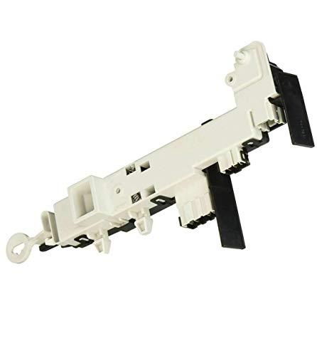 Exact Compatibility Door Lock Switch with Samsung Washer WF448AAP/XAA-05, WF448AAP/XAA-06, WF448AAP/XAA-07, WF448AAP/XAA-08, WF448AAW/XAA-05, etc.