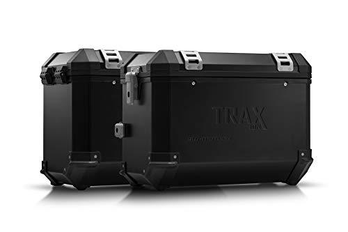 SW-MOTECH - Sistema de maletas TRAX ION Negro. 45/45 L. Husqvarna TR 650 Terra / Strada.