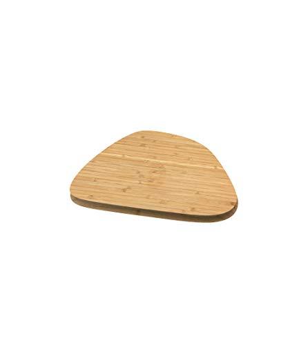 Tábua Irregular de Bambu 30 cm OIKOS
