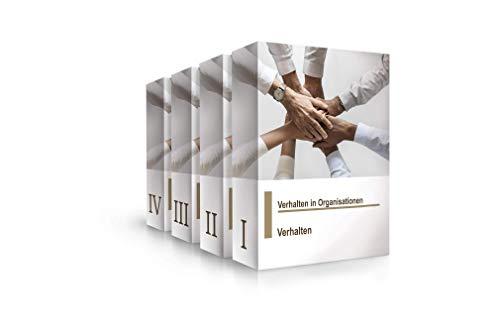 Verhalten in Organisationen: Komplettpaket