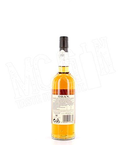Oban 14 years old Malt Whisky 0,2L