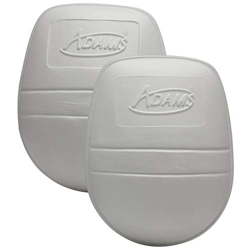 Adams USA Tuff Light Knee Pad Set with Foam Air Cushion, Varsity