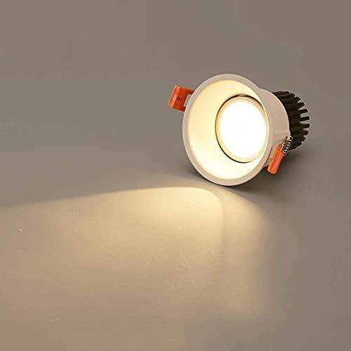 5W Downlight Verzonken Keukeneiland Spotlight Down Lights, Verzonken Energiebesparende Plafond Verlichtingsarmatuur…