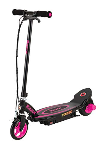 Razor 13111463 Power Core E90 Electric Scooter, Pink