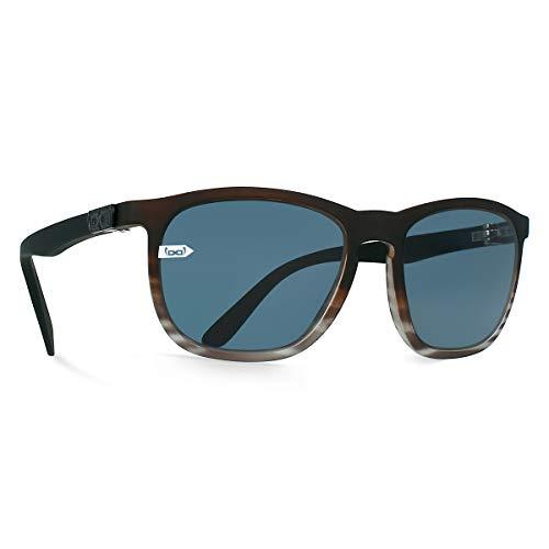 gloryfy onbreekbare eyewear zonnebril Gi13 Soho Sun Stripes grijs, één maat