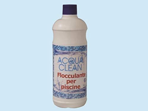 CLEAN FLOCULANTE EAU PISCINE LT. DE NETTOYAGE DE PISCINE 1