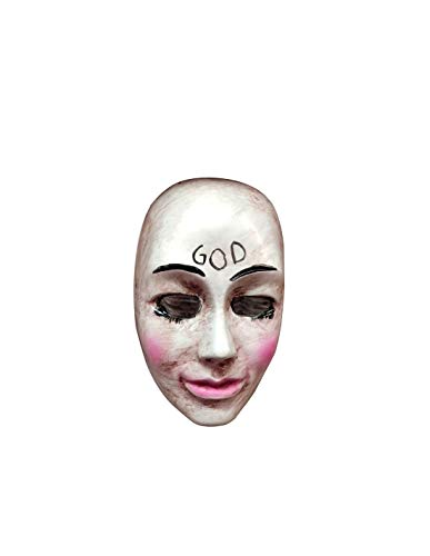 DISBACANAL Máscara God La Purga