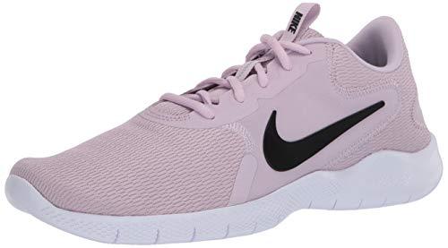 Nike Damen Flex Experience Run 9 Schuh, Violett (violett/schwarz), 37.5 EU