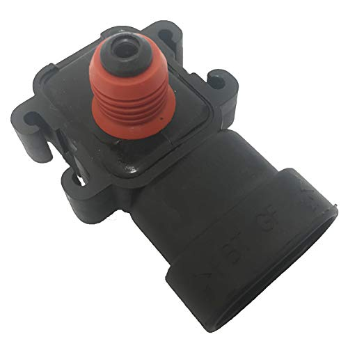 Manifold Absolute Pressure Map Sensor 16187556 12569240 213-796 12614973 Fits Chevrolet Chevy Buick Cadillac GMC GM Saturn Oldsmobile Hummer Isuzu Pontiac Bonneville Saab