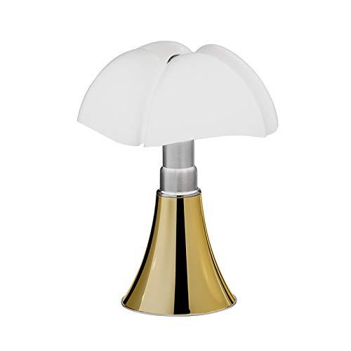 Lámpara de sobremesa Nórdico italiano diseñador lámpara de mesa de diseño de arte, lámpara de mesa de cristal blanco lámpara de mesa, dormitorio noche hotel luz