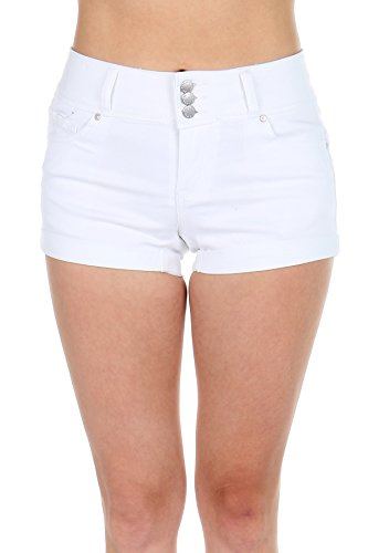 TODAY SHOWROOM Women's and Juniors Jean Shorts by Wax - Light or...