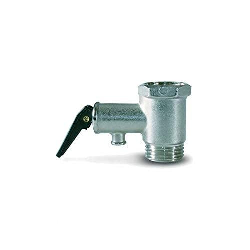 REPORSHOP - Valvula Seguridad 10 Bar 1/2 Termo Electrico Standard