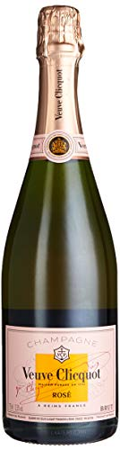 Veuve Clicquot Rosé Champagner mit Geschenkverpackung (1 x 0.75 l) - 2