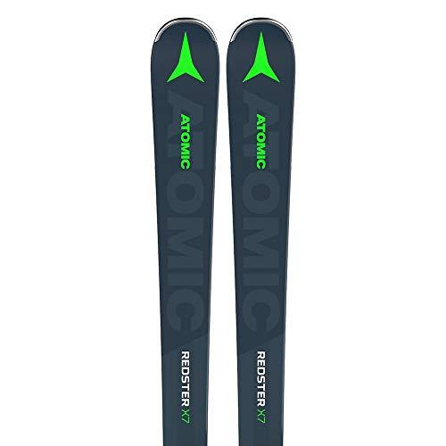 ATOMIC Herren Skier Redster X7 inkl. Bindung FT 12 GW Rauchblau (304) 175