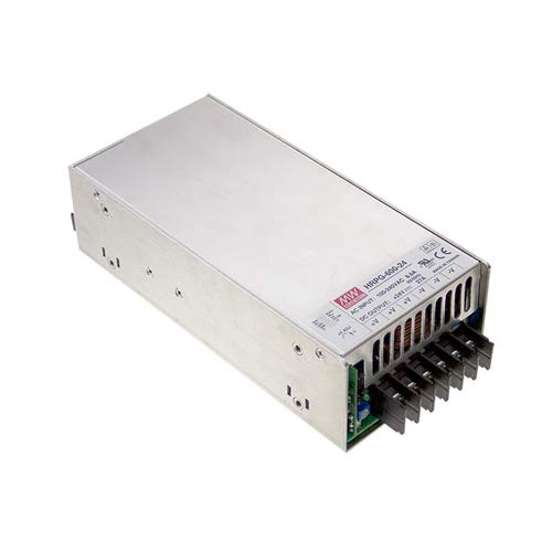 MEAN WELL HRPG-600-24 HRPG-600 Series 648 W 24 V Single Output PFC Function Enclosed Power Supply - 1 item(s)