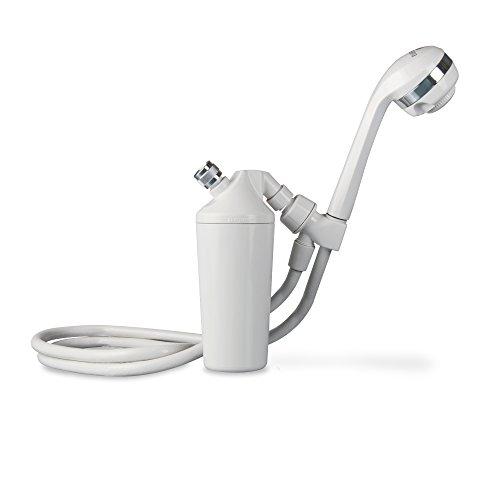 Aquasana AQ-4105 Showerhead Filter System with Handheld Wand