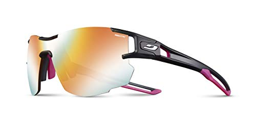 Julbo Aerolite Reactiv Performance 1-3 LAF Sunglasses black/pink 2021 leisure sunglasses