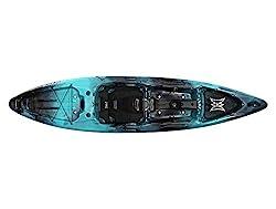 professional Perception Kayak Pescador Pro 12 | Fishing Kayak Sheet with Adjustable Lawn Sheet |…