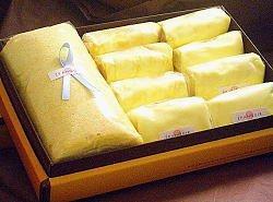 [EPANOUIR] シフォンロール とチーズクレープのセット ロール の種類:紅茶