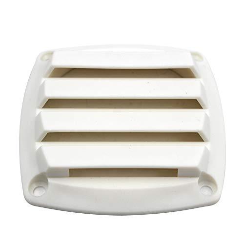 SUNERLORY Air Vent 3inch Cooling Wear Resistant ABS Voor Slang Vervangende Onderdelen Universele Professionele Eenvoudige Installatie Duurzame Hull Accessoires Marine Boot Louvered Grille Outlet