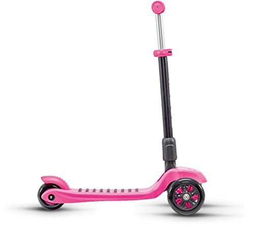 S'Cool Flax Mini Scooter Tretroller (pink)