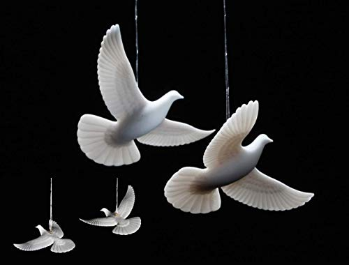 HOME ALONE 2 DOVES the AUTHENTIC & ORIGINAL 2 PAIRS option from John Perry