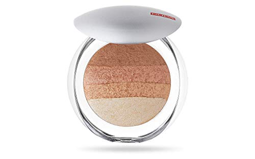 Pupa Luminys Baked All Over Rouge Puder Nr. 05 Gold Stripes