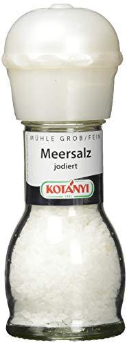 Kotanyi Meersalz Mühle, jodiert (1 x 92 g)