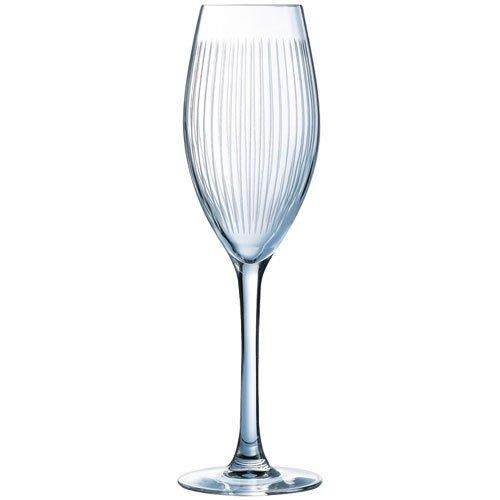 Luminarc Lounge Club 9205400 Champagne Glazen Doos Set van 4 22 cl 15 x 15 x 23 cm