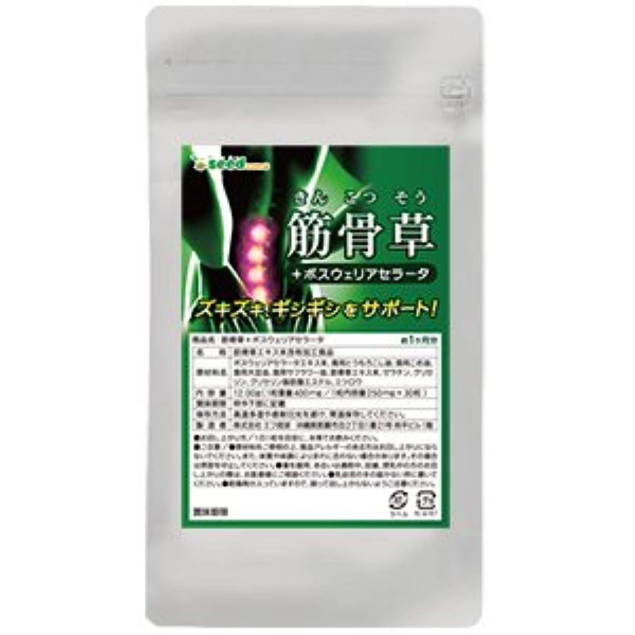 品種インデックス高速道路筋骨草 + ボスウェリアセラータ (約3ヶ月分/90粒)